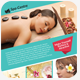 A4 Spa Beauty Flyer Bundle - GraphicRiver Item for Sale