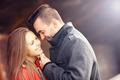Kissing couple - PhotoDune Item for Sale