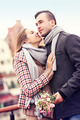 Romantic couple on a date - PhotoDune Item for Sale