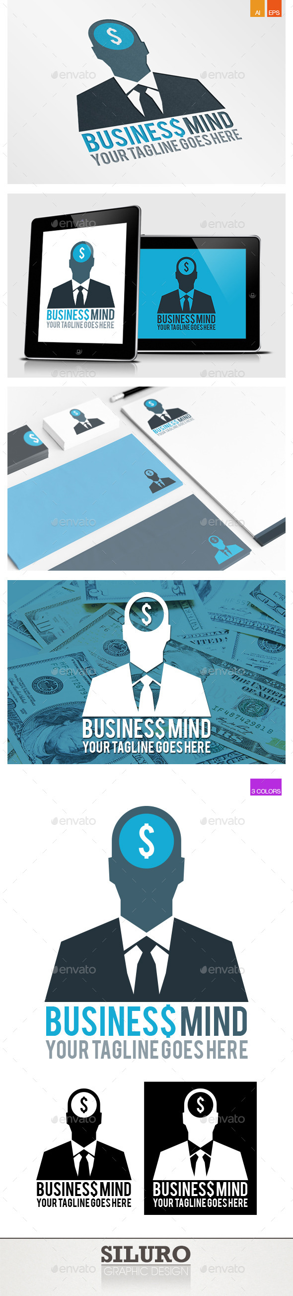 GraphicRiver Business Mind II 9325518