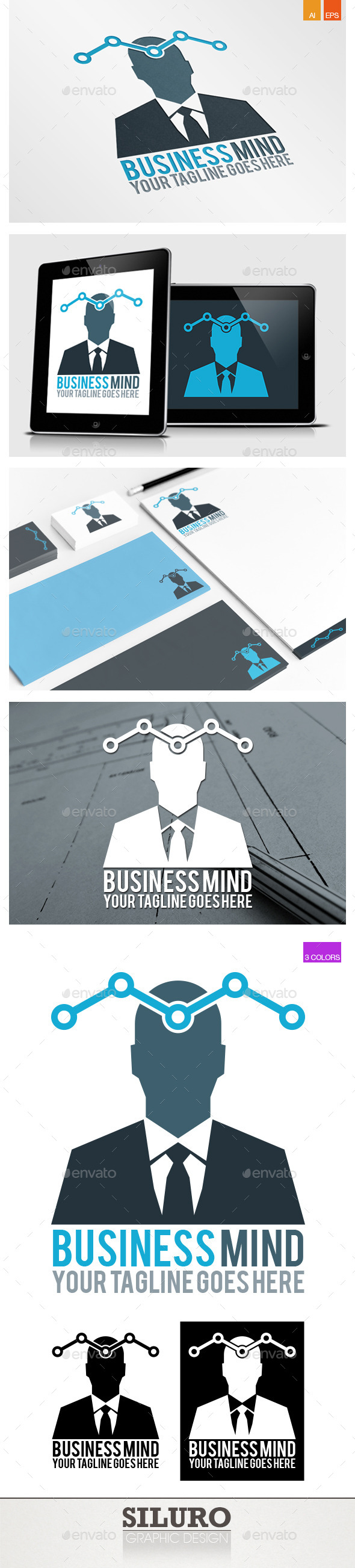 GraphicRiver Business Mind I 9325522