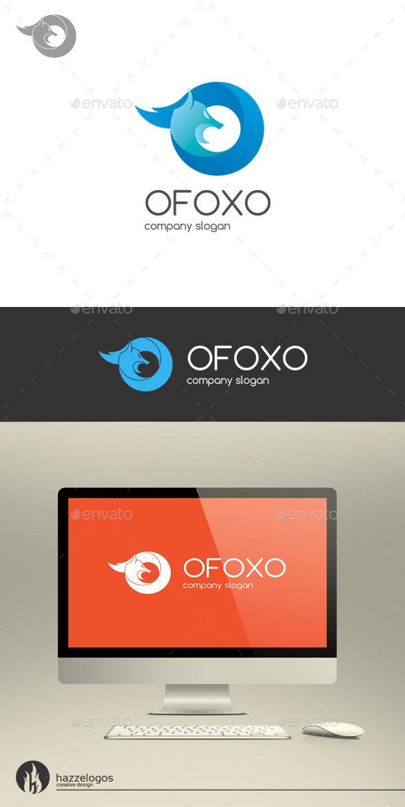 GraphicRiver Ofoxo Logo 9325614