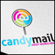 Candy Mail Logo - GraphicRiver Item for Sale