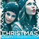 Minimalist Christmas Party Flyer - GraphicRiver Item for Sale