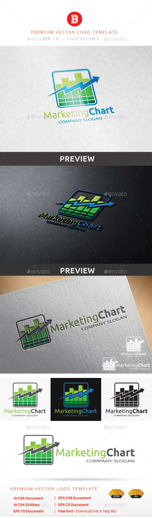 GraphicRiver Marketing Chart 9326826