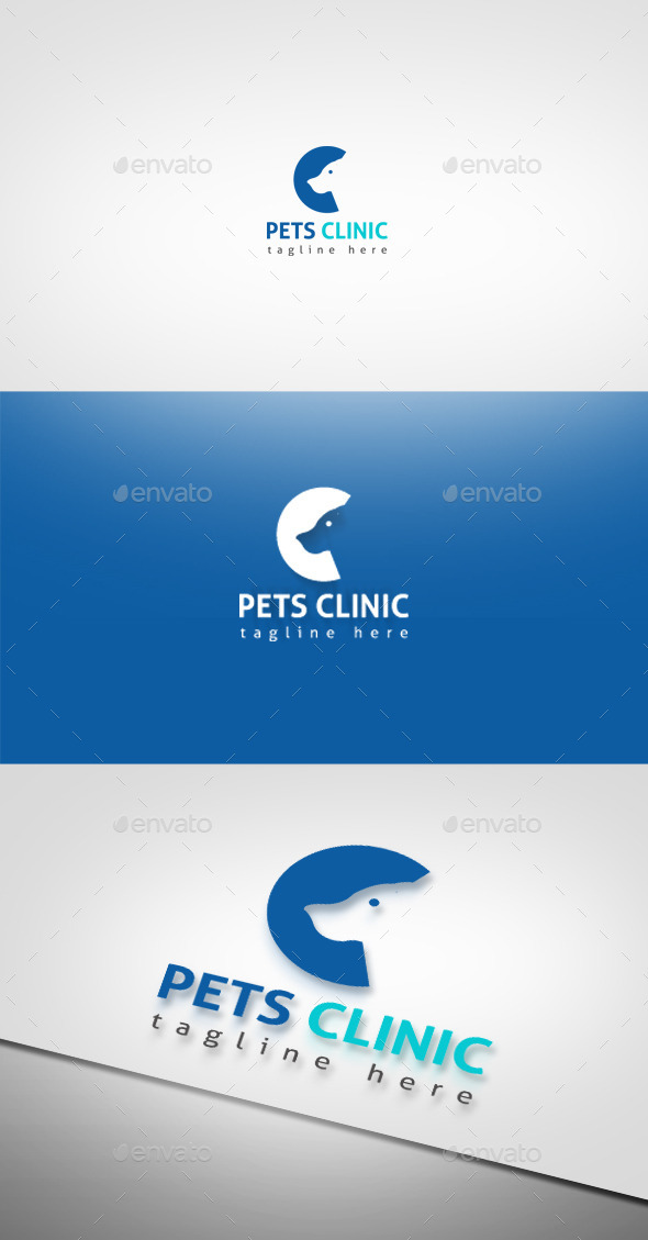 GraphicRiver Pets Clinic 9327138