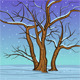 Winter Tree - GraphicRiver Item for Sale