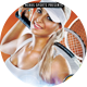 Tennis Training Flyer - GraphicRiver Item for Sale