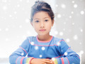 little girl indoors - PhotoDune Item for Sale
