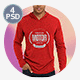 Men Hoodies Mock-Ups - GraphicRiver Item for Sale