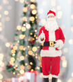 man in costume of santa claus - PhotoDune Item for Sale