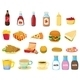 Food Set - GraphicRiver Item for Sale