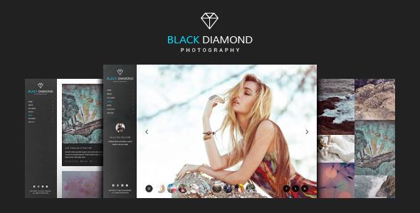 DIAMOND - Photography WordPress Theme
