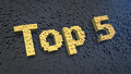 Top 5 cubics - PhotoDune Item for Sale