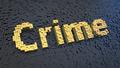 Crime cubics - PhotoDune Item for Sale