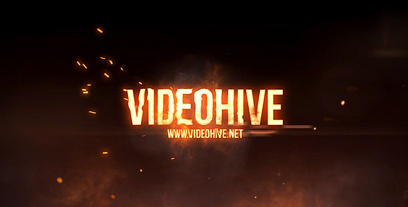 fire logo reveal after effects template videohive 9328358 ae templates videohive