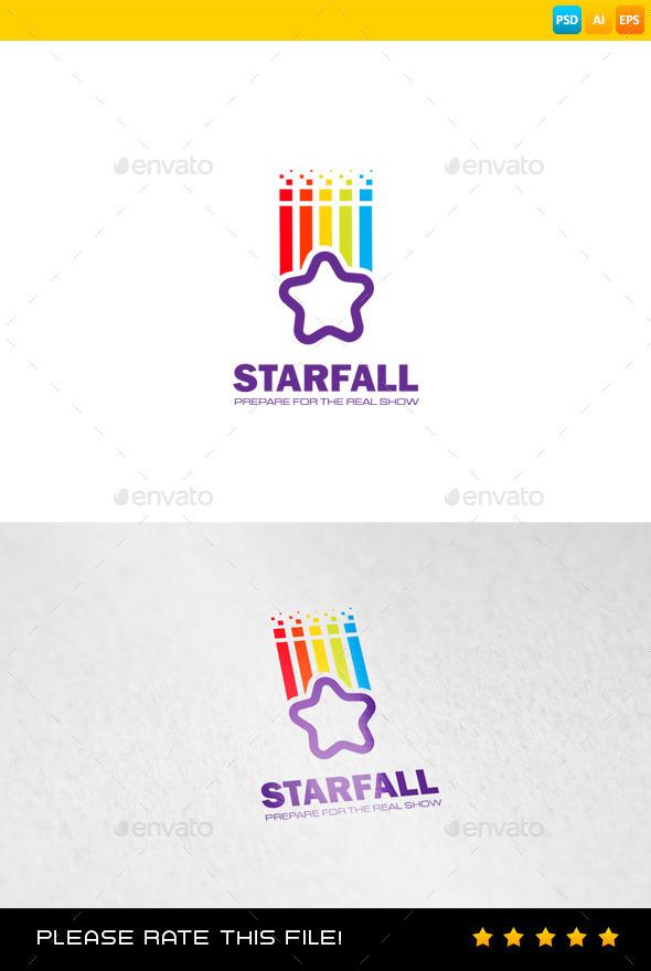 GraphicRiver Star Logo 9328492