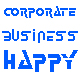 Corporate Business Happy