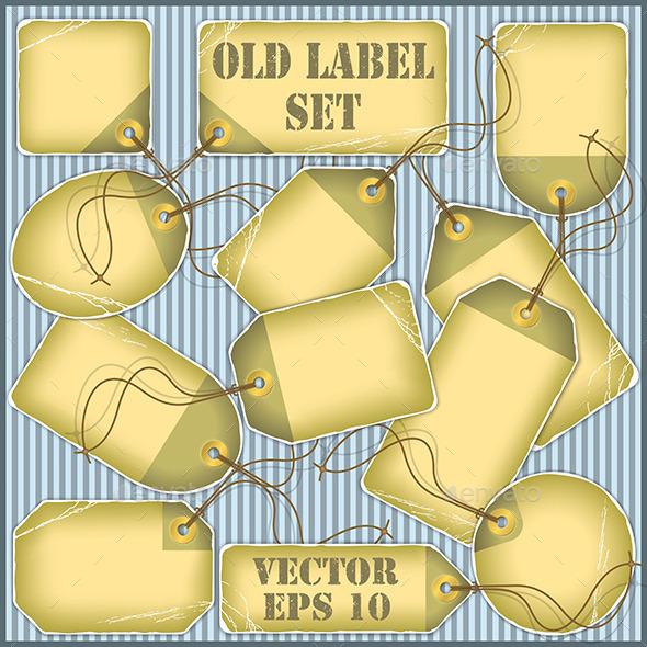 GraphicRiver Price Tags Labels 9328804