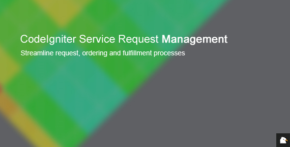 CodeCanyon Service Request Management 9328853