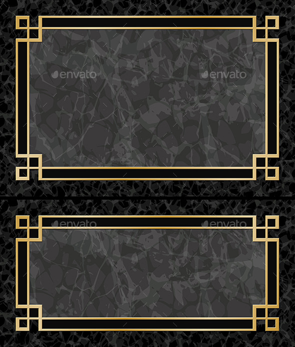 GraphicRiver Marble Frames 9328865