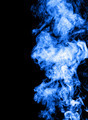 Smoke in blue color - PhotoDune Item for Sale