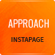 Approach - Lead Gen Instapage Template