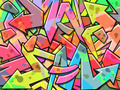 Graffiti Background - PhotoDune Item for Sale