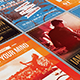 Modern Music Poster/Flyer Bundle - GraphicRiver Item for Sale