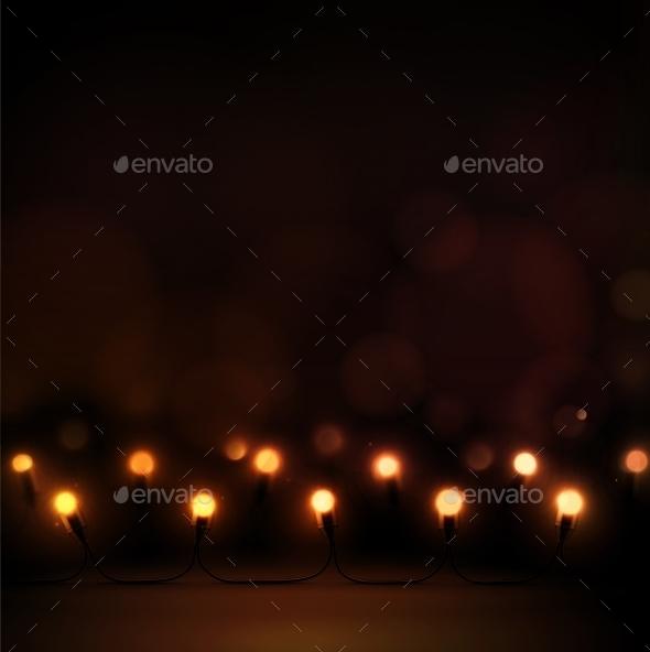 GraphicRiver Christmas Lights 9330829