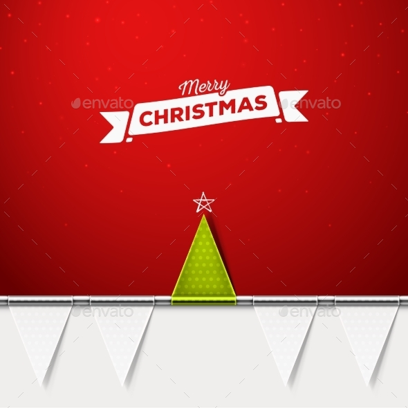 GraphicRiver Christmas Tree 9330850