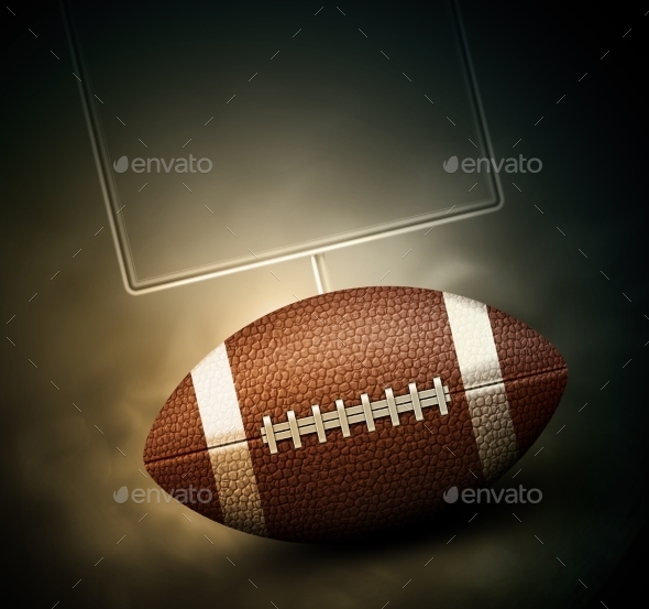 GraphicRiver Football Background 9330858