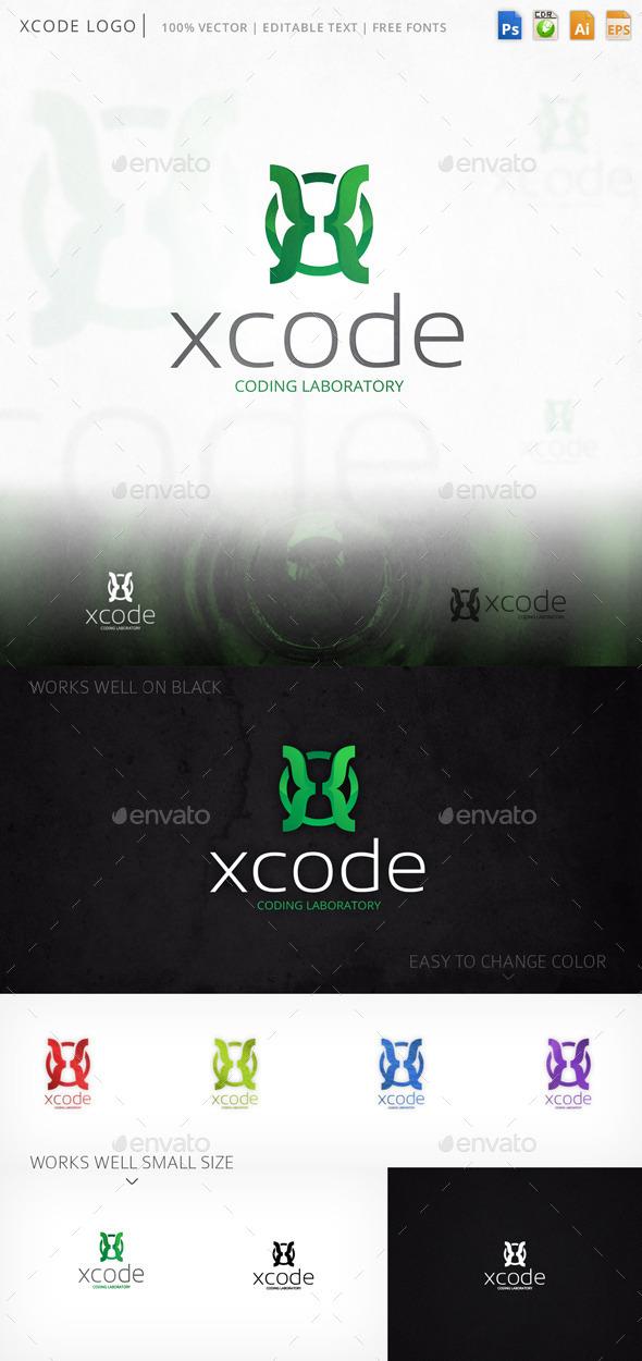 GraphicRiver Xcode Logo 9330880