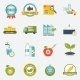 Quality Control Icons - GraphicRiver Item for Sale