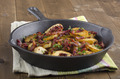 fried potatoes with roasted bacon - PhotoDune Item for Sale