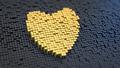 Heart cubics - PhotoDune Item for Sale