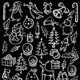 Christmas Objects and Elements - GraphicRiver Item for Sale