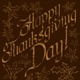 Thanks Giving text - GraphicRiver Item for Sale