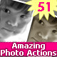 51 Amazing Photo Actions - GraphicRiver Item for Sale