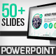 Avenger PowerPoint Template - GraphicRiver Item for Sale