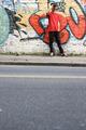 Breakdancer waiting - PhotoDune Item for Sale