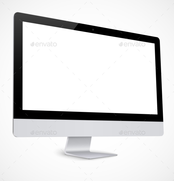GraphicRiver Computer Display 9333598