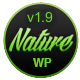 Nature - Responsive Onepage WordPress Theme