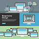 Flat Design Concepts for Responsive Web Design - GraphicRiver Item for Sale