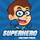 Superhero Pack - GraphicRiver Item for Sale