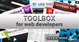 Tool box for web developers