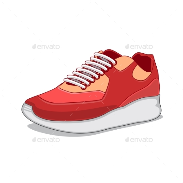 GraphicRiver Sneakers 9335610