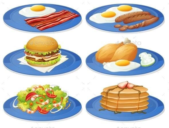 GraphicRiver Breakfast 9335774