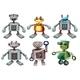 Six Robots