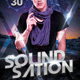 Soundsation Flyer - GraphicRiver Item for Sale